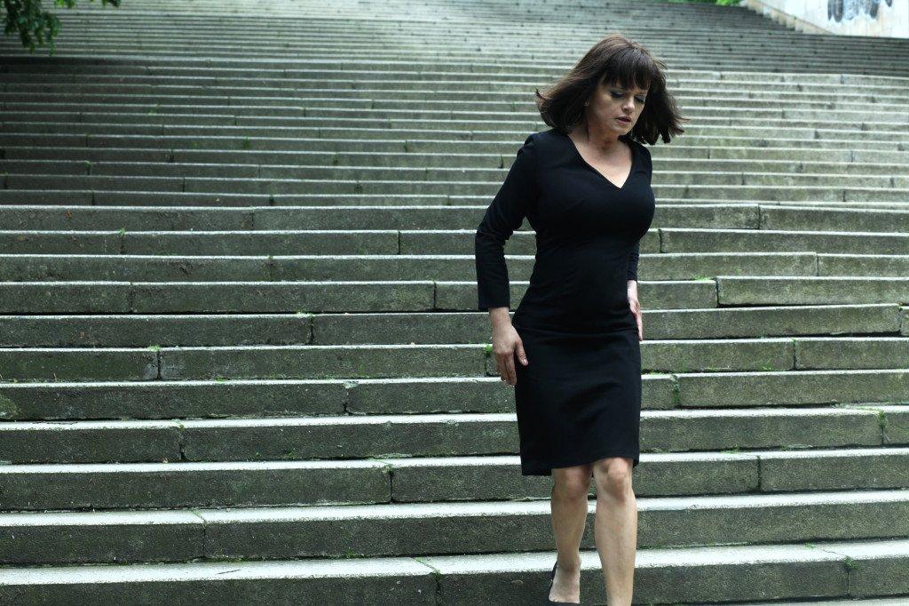 Katarzyna Figura jako Kalina