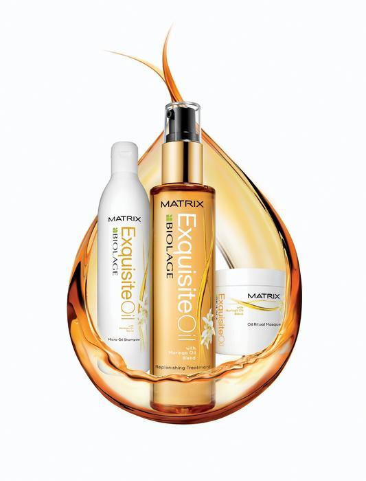 Kosmetyki Matrix dla włosów uzupełnionych i własnych