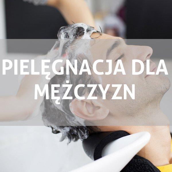 pielęgnacja włosów dla mężczyzn