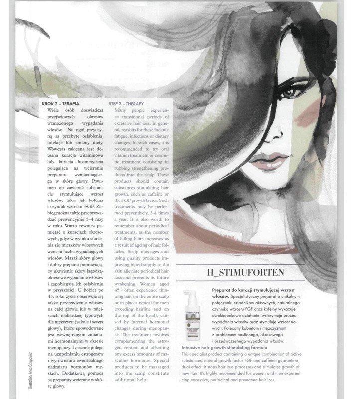 Jak pielęgnować włosy 2